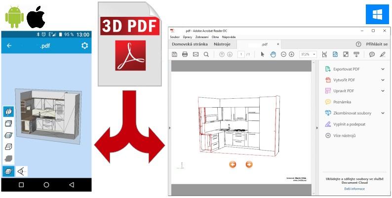 Přišel Vám dokument ve 3D PDF?  #Technologie