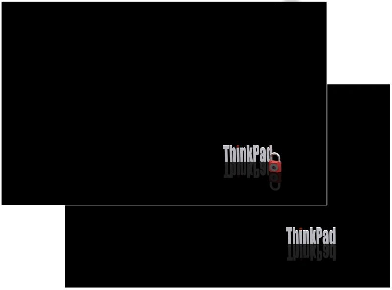 Wallpaper pro ThinkPad